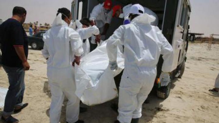 TRAGEDIE! Aproape 120 de cadavre ale unor imigranți au fost recuperate de pe o plajă
