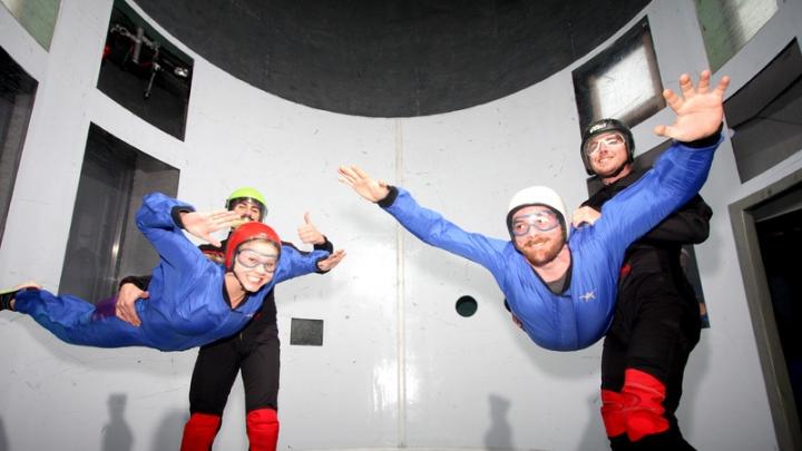 FREELO, tunelul cu vânt aerodinamic care îţi va permite să zbori