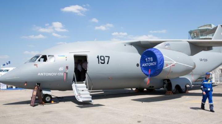 Azerbaidjanul cumpără avioane ucrainene. Detalii despre aeronave (VIDEO)