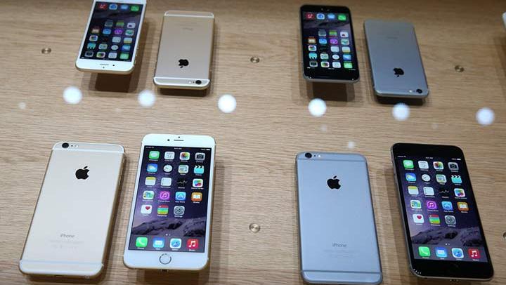 Scandalul Apple. Ce se întâmplă cu telefoanele iPhone 6 şi iPhone 6 Plus