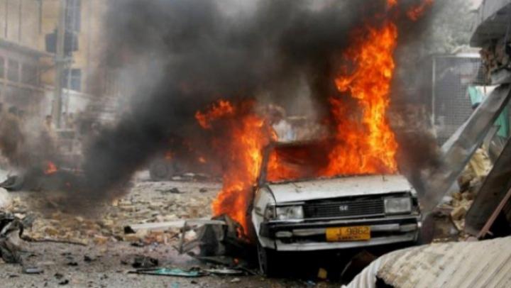 ATENTAT cu maşină capcană, în faţa unui SPITAL: 4 morţi, 14 răniţi