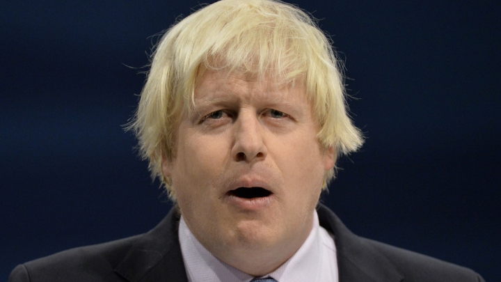 PARODIE! Reacția lui Boris Johnson la aflarea rezultatului referendumului (VIDEO VIRAL)