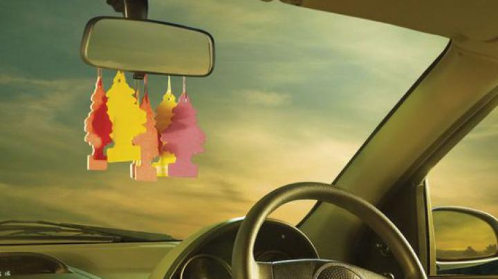 Cinci lucruri mai puţin ştiute despre brăduţul odorizant de maşină