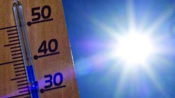 METEO 18 august: Vremea caniculară nu se dă bătută nici astăzi. Câte grade vor indica termometrele