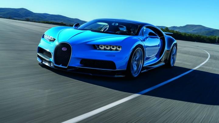 CHIRON vs VEYRON! Bugatti vrea să-şi bată PROPRIUL RECORD DE VITEZĂ