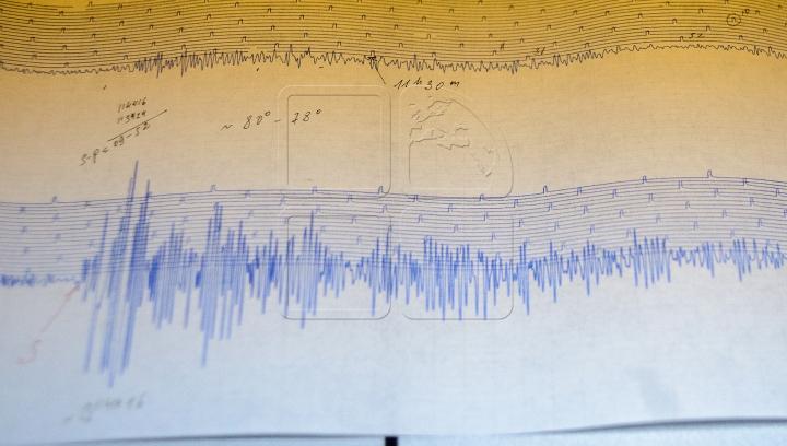 Cutremur PUTERNIC în apropiere de Moldova. Ce intensitate a avut seismul