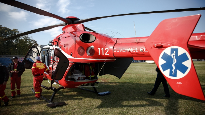 IPOTEZĂ ŞOCANTĂ: Elicopterul prăbuşit la Cantemir era singurul de la SMURD fără radar meteo