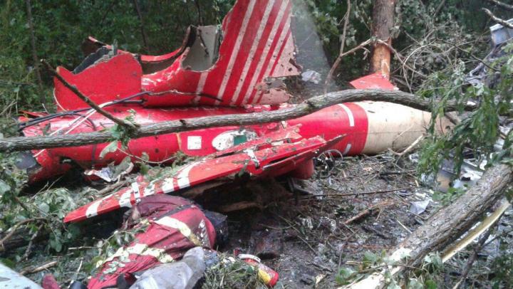 ELICOPTER SMURD PRĂBUŞIT. Procurorii au luat probe de combustibil de la pompa care a alimentat aeronava