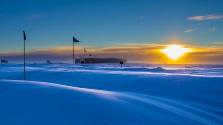 ALARMANT! La Polul Sud a fost depășit pragul critic al concentrației de gaze cu efect de seră