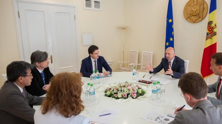 Întâlnire importantă la Guvern. Un investitor japonez va crea 3.000 de locuri de muncă în Moldova