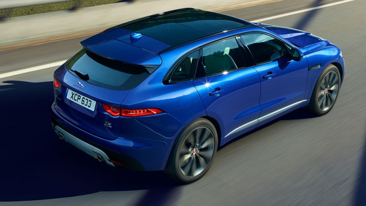 (P) Cum este crossoverul Jaguar F-PACE?
