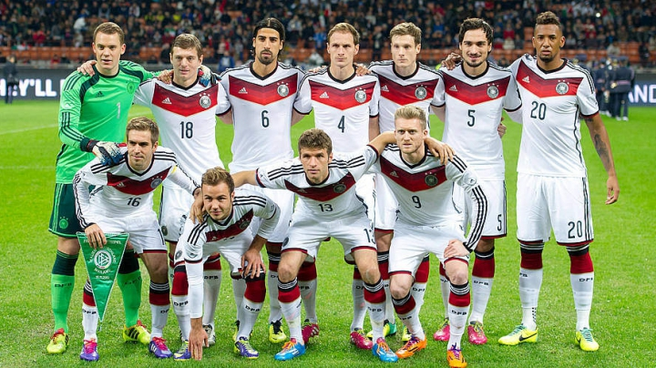 EURO 2016. Germania s-a calificat în optimile de finală, învingând Irlanda de Nord