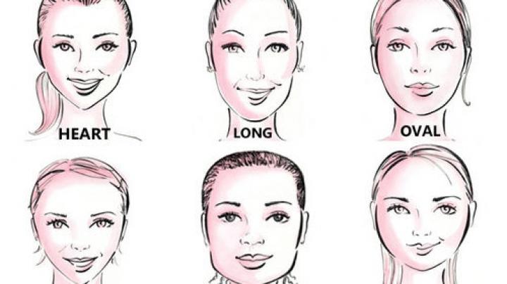 Life Style: Află ce tunsoare te avantajează, în funcţie de forma feţei