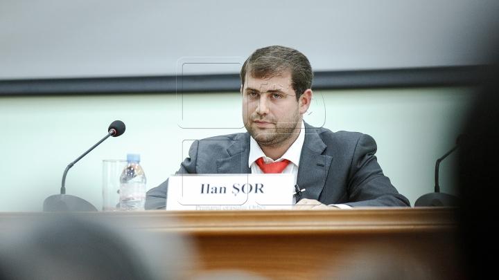 Consilierii din Orhei NU vor să-l suspende din funcţia de primar pe Ilan Şor
