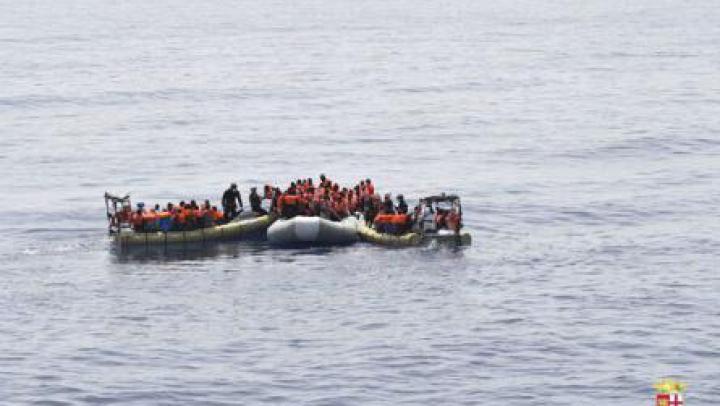 ŞOCANT: Peste 10.000 de migranți şi refugiați au murit în Marea Mediterană din 2014