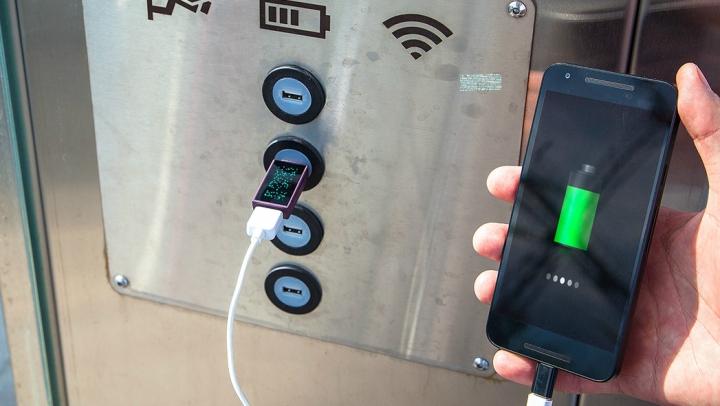 Încărcătorul care îți protejează telefonul de viruși