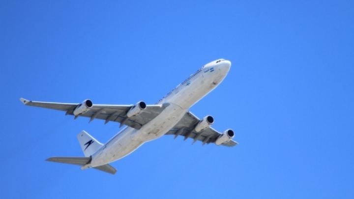 ALERTĂ CU BOMBĂ la bordul unui avion. Ce s-a întâmplat cu pasagerii (VIDEO)