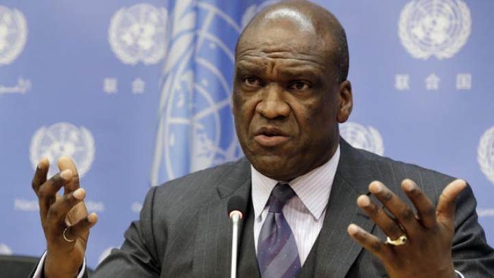 A murit ex-președintele Adunării Generale a ONU John Ashe, inculpat pentru corupție