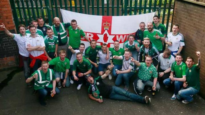 Primul DECES la EURO 2016. Un fan al Irlandei de Nord a murit dimineaţă