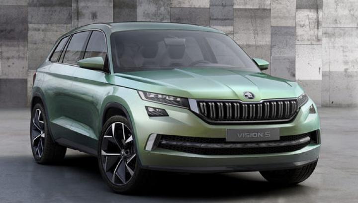 Skoda va lansa un SUV electric care va avea o autonomie de aproape 500 de kilometri