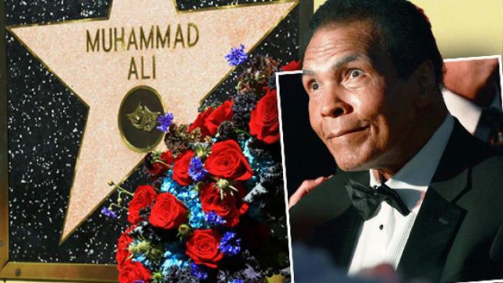 Legenda boxului mondial, Muhammad Ali, a fost condus pe ultimul drum