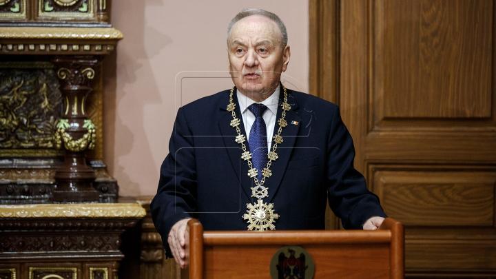 MESAJUL preşedintelui ţării, Nicolae Timofti, cu ocazia Zilei Suveranităţii
