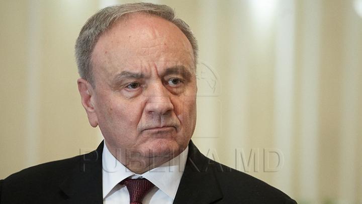 MESAJUL preşedintelui Nicolae Timofti către poporul turc