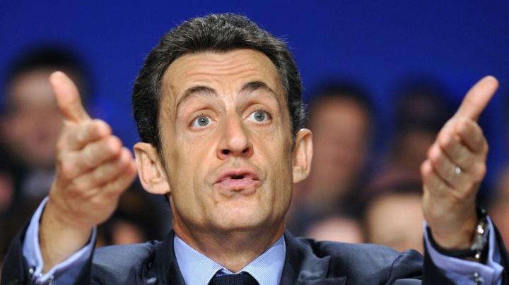Fostul preşedinte Nicolas Sarkozy cere un nou tratat european