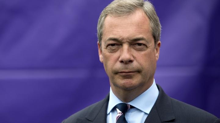 Nigel Farage, discurs ȘOC în Parlamentul European. Ce a spus despre Uniunea Europeană