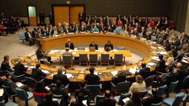 ONU: Cinci noi membri nepermanenți vor fi aleși în Consiliul de Securitate