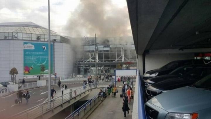 PANICĂ pe aeroportul Zaventem din Bruxelles. O pană de curent a perturbat traficul aerian