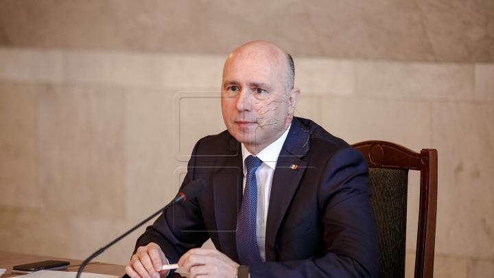 Pavel Filip a avut o convorbire telefonică cu premierul Ucrainei. Despre ce au discutat oficialii