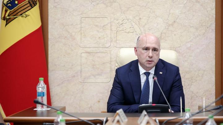 Pavel Filip încurajează moldovenii să discute cu prietenii lor britanici pentru un vot pro-rămânere în UE