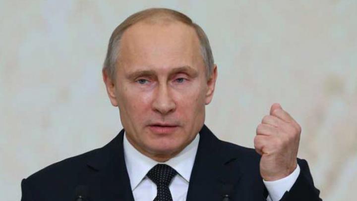 Vladimir Putin, surprins de incidentele create de fanii ruși