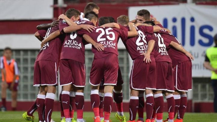 Un renumit club de fotbal din România a intrat în FALIMENT