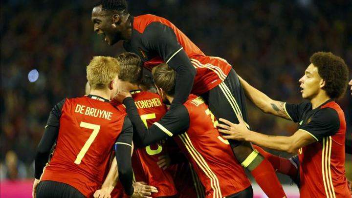 EURO 2016: Belgia a făcut spectacol în meciul cu Irlanda