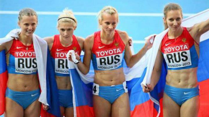 Măsura de ultimă oră luată de ruşi după ce li s-a interzis participarea la Jocurile Olimpice