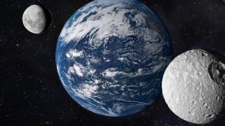 NASA a descoperit o mini-Lună misterioasă care se roteşte în jurul Pământului