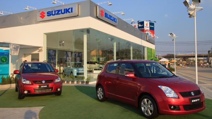 Şefii de la Suzuki demisionează. Care este motivul