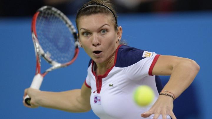 Simona Halep s-a calificat în sferturi de finală la Wimbledon