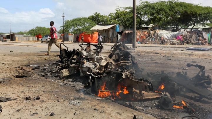 Cinci poliţişti au fost ucişi într-un atac terorist în nord-estul Kenyei