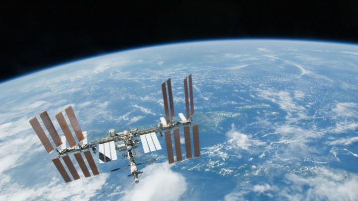 UIMITOR! Stația Spațială Internațională a instalat o rețea specială pentru Internet în cosmos (VIDEO)