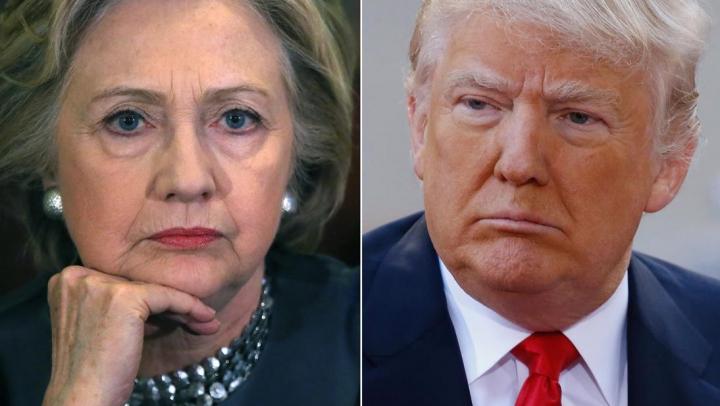 Donald Trump şi Hillary Clinton au fost victime ale hackerilor serviciilor secrete ruse