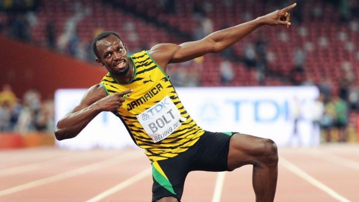 Usain Bolt a realizat a doua performanță mondială a anului la 100 m