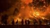 INFERN în California: Incendiile de pădure se extind cu repeziciune şi distrug totul în cale