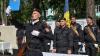 Au depus JURĂMÂNTUL! Zi importantă pentru carabinierii de la o unitate militară din Chişinău