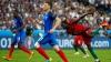FINALA EURO 2016. Cum au fost surprinşi jucătorii francezi la câteva secunde după fluierul de final (FOTO)