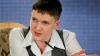 Nadia Savcenko a îndemnat ucrainenii să ceară iertare de la locuitorii Donbasului (VIDEO)