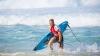Mick Fanning a avut o evoluţie de senzaţie în etapa a şaptea a Mondialului de surfing