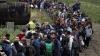 700 de imigranți ilegali se îndreaptă spre Croaţia. Reacţia urgentă a oficialilor de la Zagreb